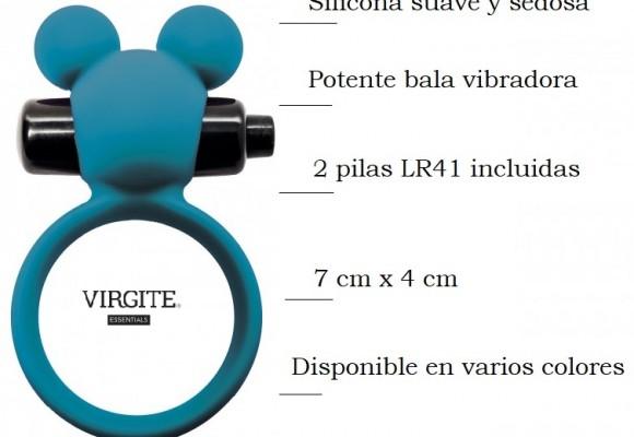 VIRGITE ANILLO VIBRADOR E6